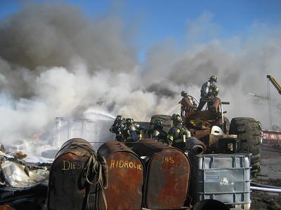 2010 Fire Photos
